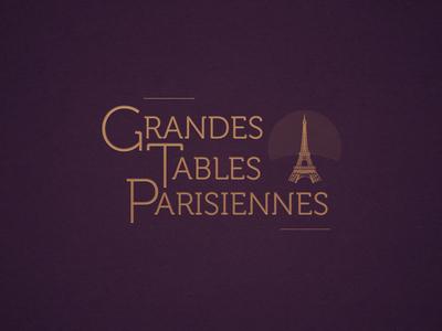 Grandes Tables Parisiennes