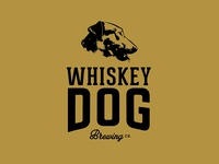 Whiskey Dog Brewing Co Logo