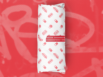 Ando Wax Paper branding packaging design icon design fast casual design