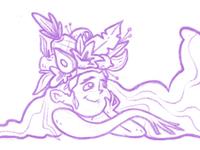 fruit hat sketch