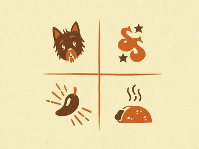 Senor Stinky's Cantina Elements