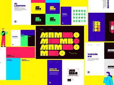 Mambo brandbook brand identity brandbook illustration identity branding logotype brand logo