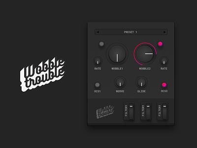 Wobble Trouble VST vst plugin audio