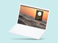 Health Widget design xddailychallenge desktop app ui ux healthwidget