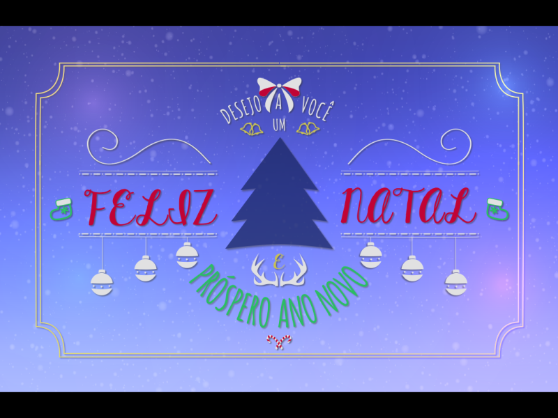 Christmas animation vector illustration christmas