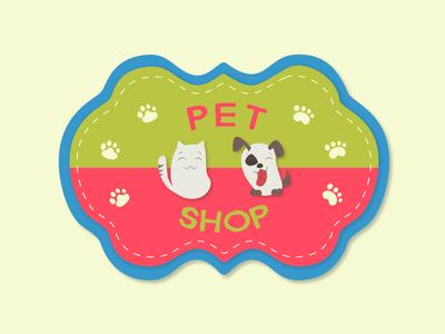 Pet Shop Label
