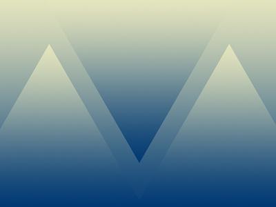 Simple geos & gradients #4 gradient geometric