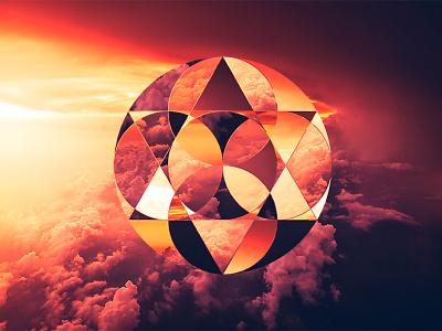 Simple geos & gradients #5 gradients geometric