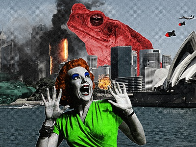 Surreal collage #5 collage surreal