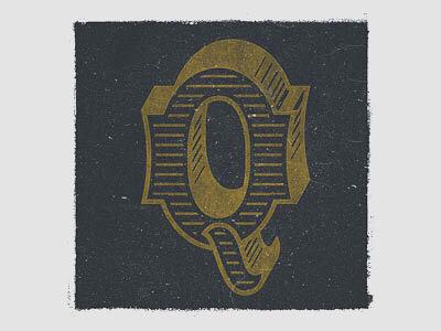 36 Days of Type | Q