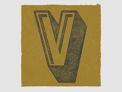 36 Days of Type | V