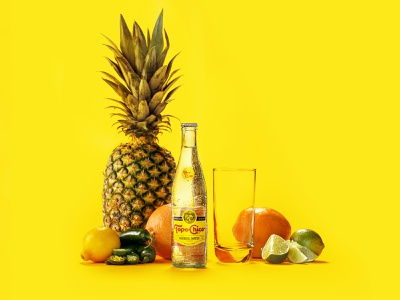Topo Shoot parker peterson dallas food and drinks drinks drink food and beverage beverage design topo chico styling art direction photography