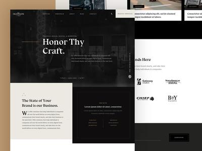 TOS Web Concept