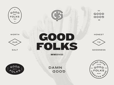 GOODFOLKS Brand Exploration