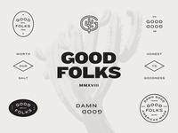 GOODFOLKS Brand Exploration