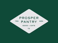 Prosper Pantry Badge