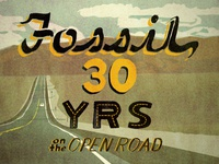 Fossil 30 Years