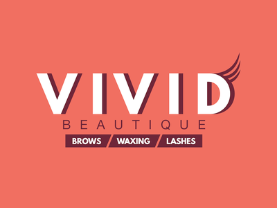 Vivid Beautique beautique boutique vivid lashes waxing brows eye