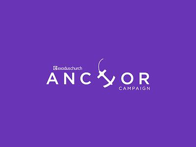 Anchor Campaign capitol purple campaign anchor