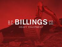 Branding Heavy Equipment