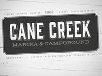 Cane Creek Branding
