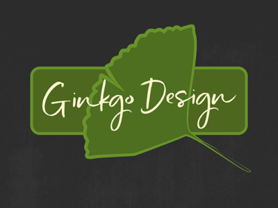 Landscape Design Company Logo Concept: Dynamic