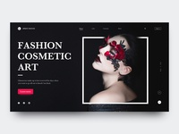 Fashion Cosmetic  Art