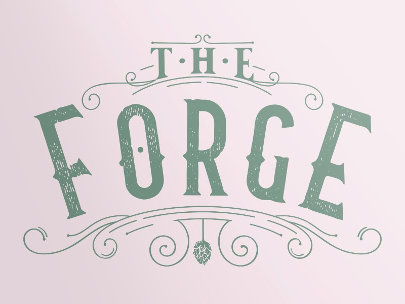 The Forge Logo by Grace Patterson on Dribbble