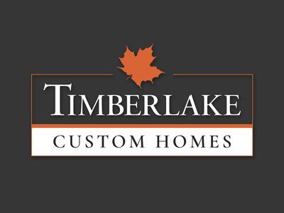 Timberlake Custom Homes: Logo Design