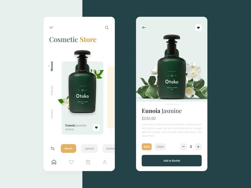 Cosmetic App