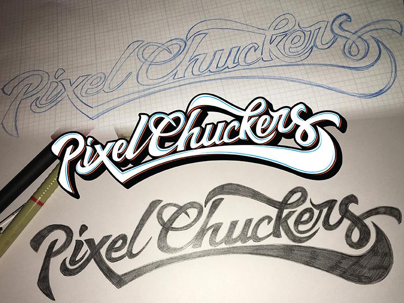 Pixelchuckers progress