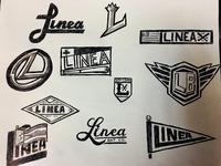 LINEA Sports: branding