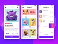 Shop Design design ux ui user experience user interface mobile application mobile app design ecommerce
