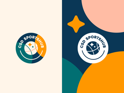 Logo Design for CSD Sportshub