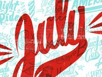 July Downloadable Desktop Wallpaper!
