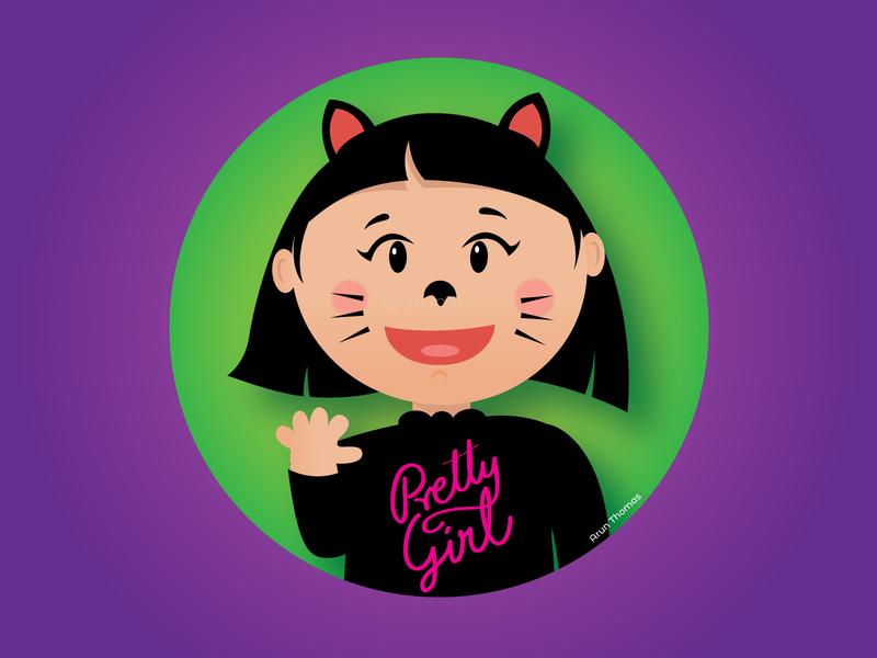 Cat Girl :)