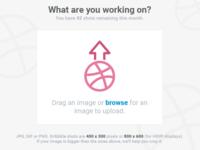 Daily UI #031 || File Upload