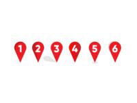 Map Pin Proposals