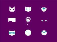 Cat Logo Inspiration