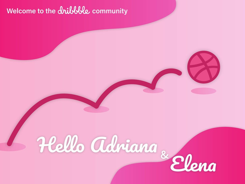 Welcome Players! basketball hello shot dribbble new players debut welcome