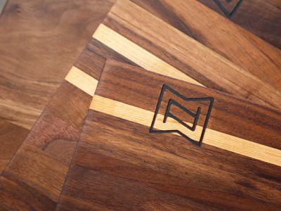 Narrative Furniture, Icon identity branding furniture brand icon
