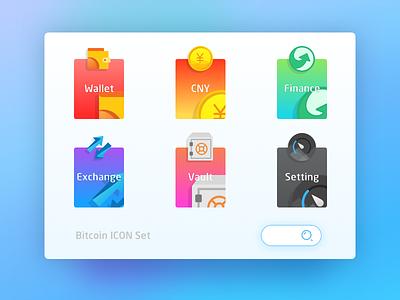 Bitcoin ICONS bitcoin