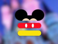 Hamburger Mickey