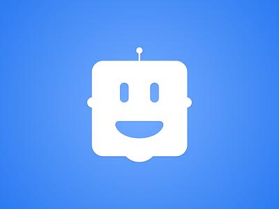 Suggestomatic logo robot