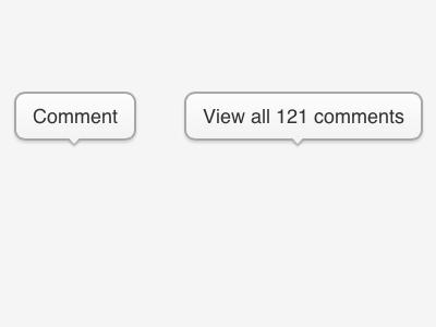 CSS Chat/Comment Bubble css chat comment bubble