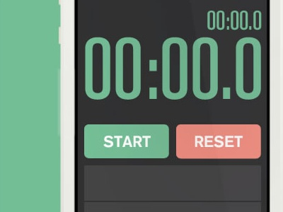 Stopwatch ui stopwatch iphone