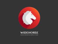 WideHorse logo