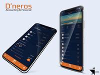 D'neros App UI