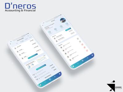 D'neros App UI #2