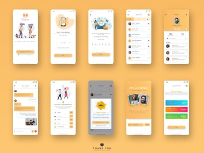 Fancier App design